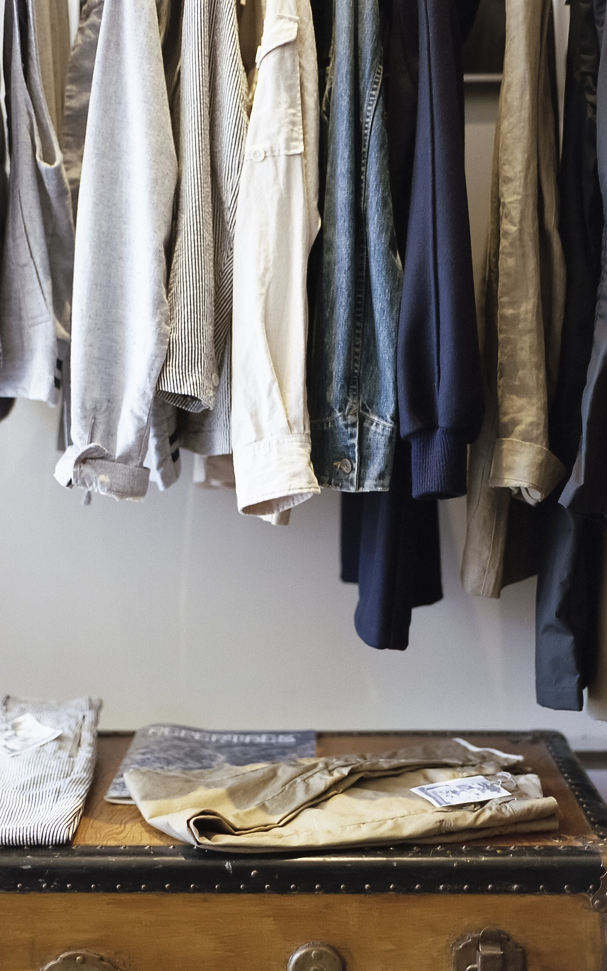 Odor Control and Micro Prevention Applications: Closet
